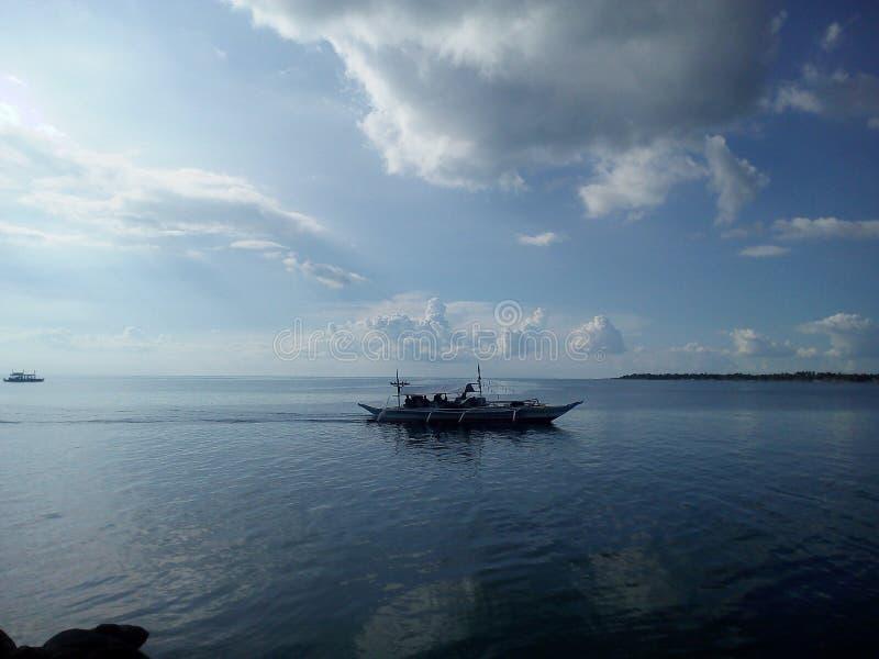 Vista do mar fotos de stock royalty free