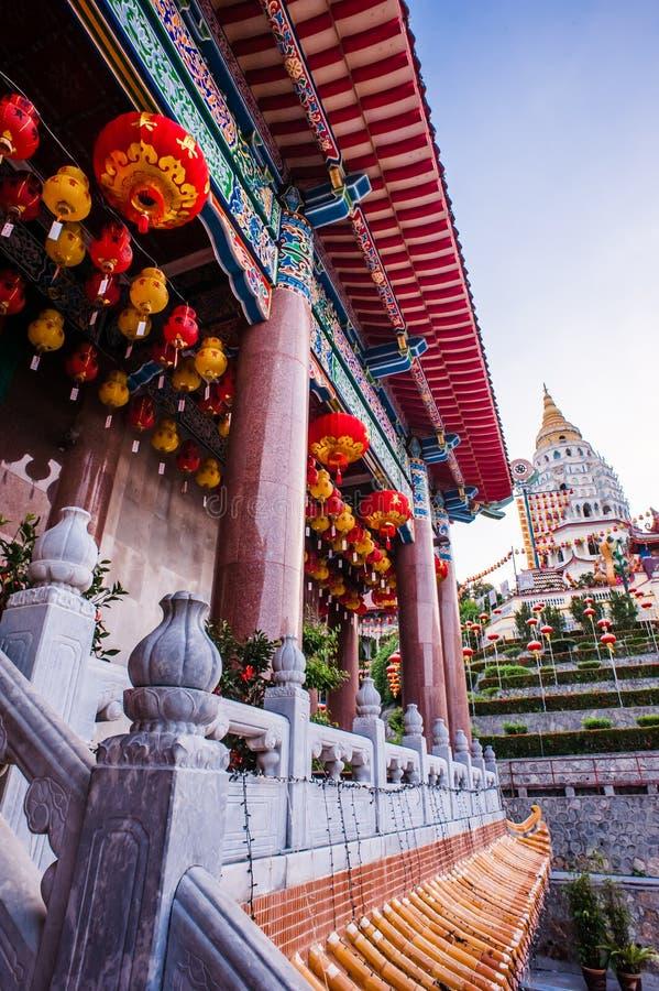 Download Templo de Kek Lok Si foto de stock. Imagem de outdoor - 29845464