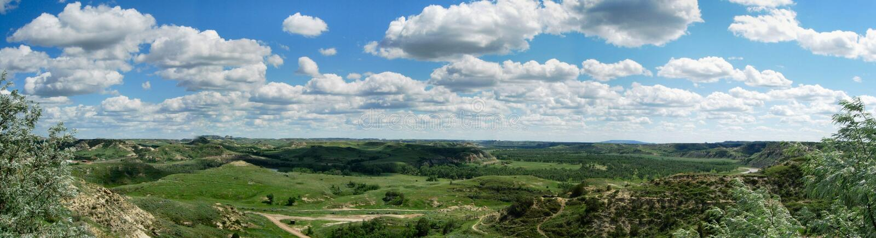 Vista panoramique images libres de droits