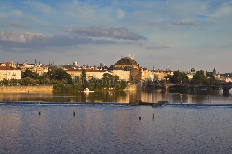 Download Vista of Prague stock photo. Image of imperial, destination - 9832974
