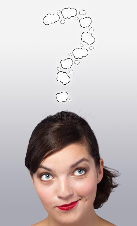 Download Marcas Brancas De Vista Principais Novas Ilustração Stock - Ilustração de cabeça, isolado: 29844920