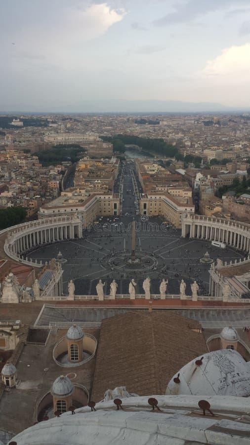 Vista romana immagine stock libera da diritti