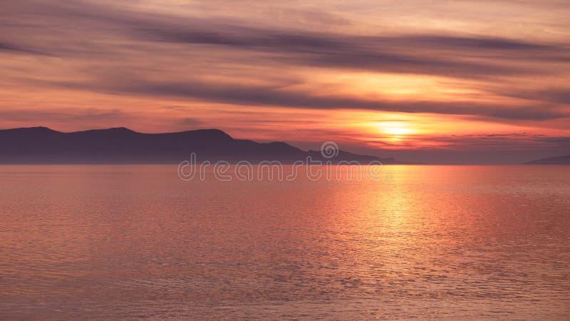Download Vista Scenica Di Piccola Isola Immagine Stock - Immagine di vacanza, coastline: 55351265