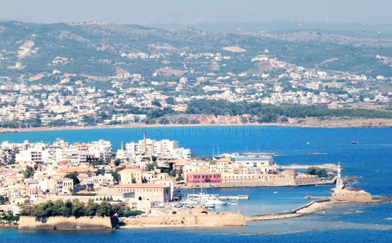 Vista sul mare panoramica immagini stock libere da diritti