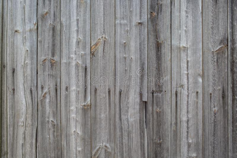 Vista superiore della parte posteriore dell'estratto di Gray Natural Rustic Wood Texture fotografia stock