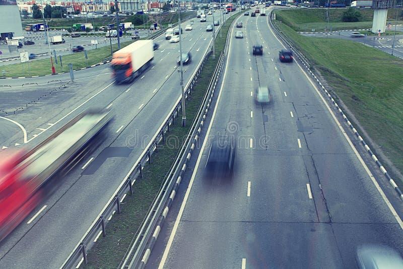 Download Vista Superiore Della Strada Fotografia Stock - Immagine di commercio, automobile: 55361874