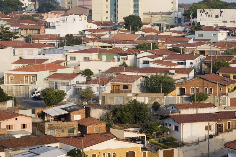 Vista urbana imagens de stock royalty free
