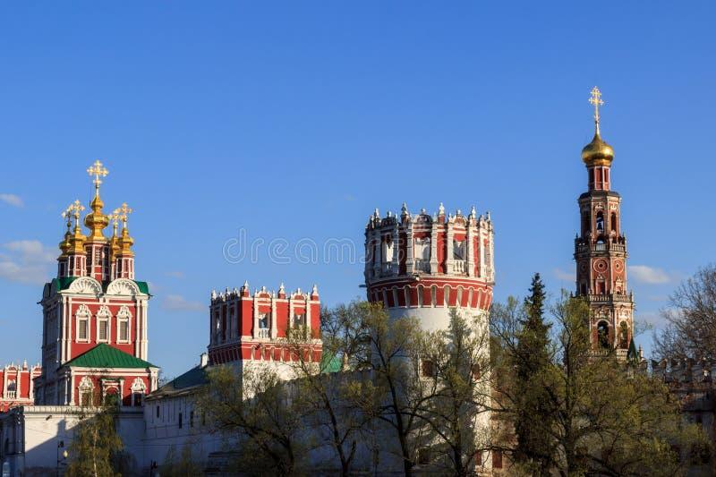 vistas de Moscou imagens de stock royalty free