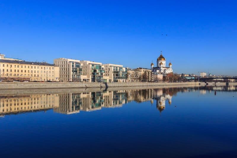 Vistas de Moscovo foto de stock royalty free
