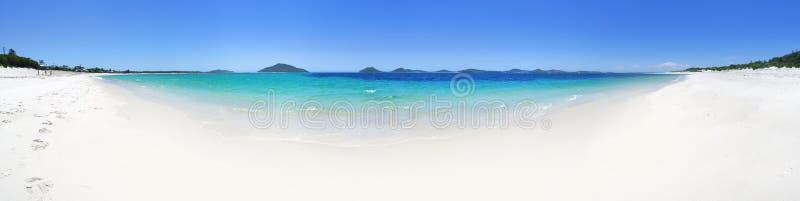 180 vistas panorâmicas do porto Stephens da praia de Jimmys fotografia de stock royalty free
