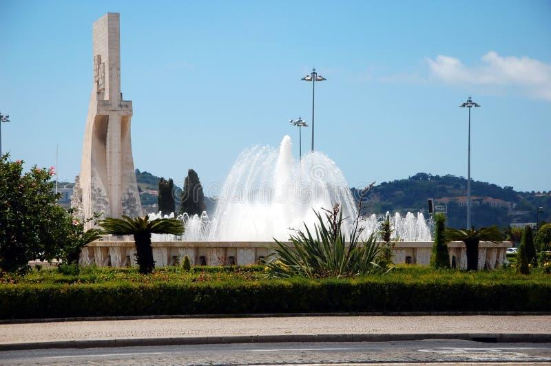 Viste della città di Lisbona immagini stock