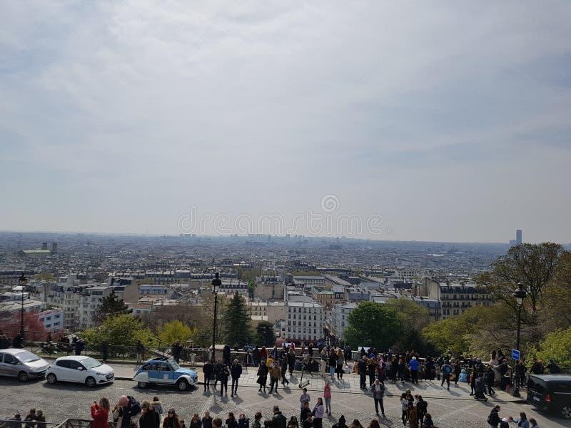 Viste di Parigi immagine stock