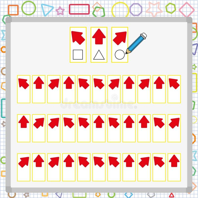 Visual Perception Game. Perception Game For Child, Attention ...