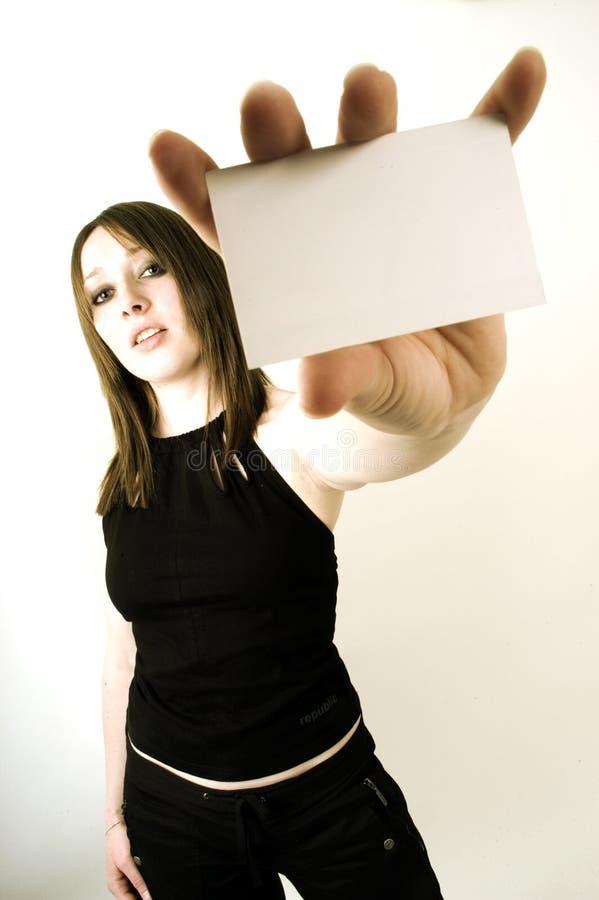 Visualice su mensaje aquí fotos de archivo libres de regalías
