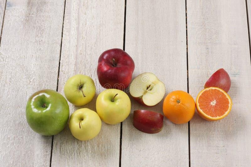 Visualización de la fruta foto de archivo libre de regalías