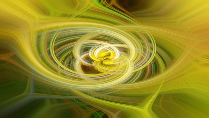 Visueel krachtig abstract patroon met hypnotic effect royalty-vrije stock foto's