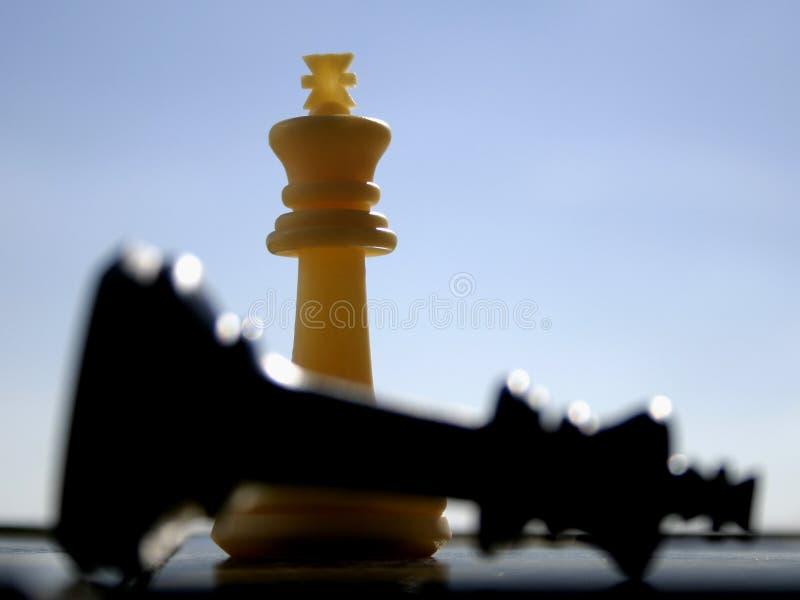 Vitórias do branco foto de stock royalty free