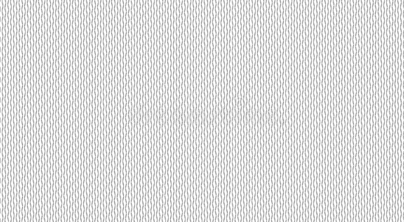 Vit bacground, DNA grå design, D n A stock illustrationer