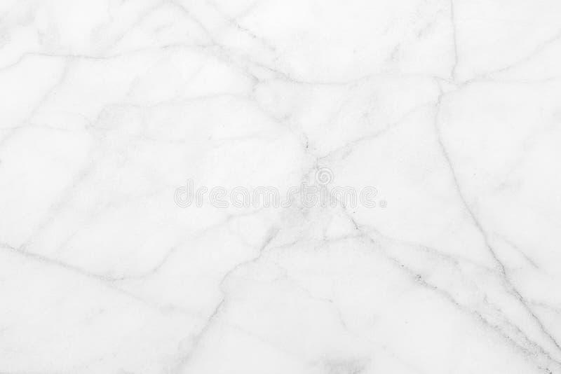 Vit bakgrund för marmorväggtextur arkivfoto