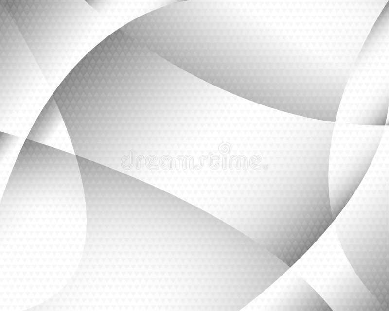 Vit bakgrunds- och triangelmodell royaltyfri foto
