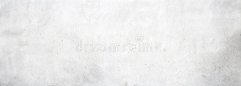 Vit betongvägg arkivbilder