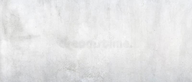 Vit betongvägg royaltyfria bilder