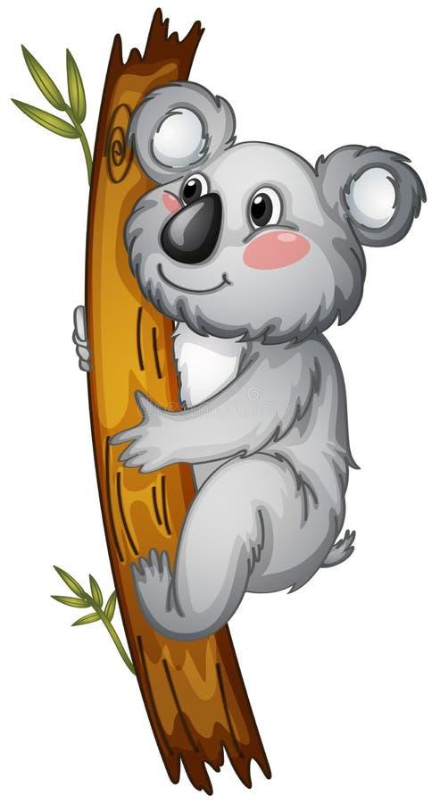Vit björn stock illustrationer