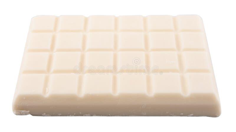Vit choklad II arkivfoto