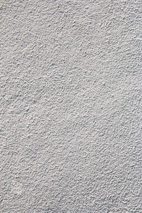 Vit färg för tom betongvägg för texturbakgrund arkivfoto