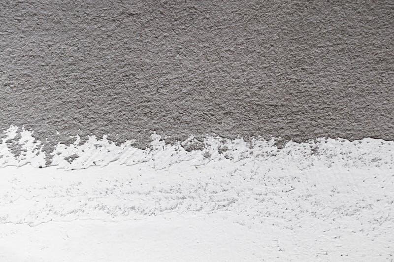 Vit för grunge för väggpanel, ljus - konkret bakgrund för grå färger Konkret smutsig, för damm grå vägg, cementsvart tavlatextur  royaltyfri fotografi