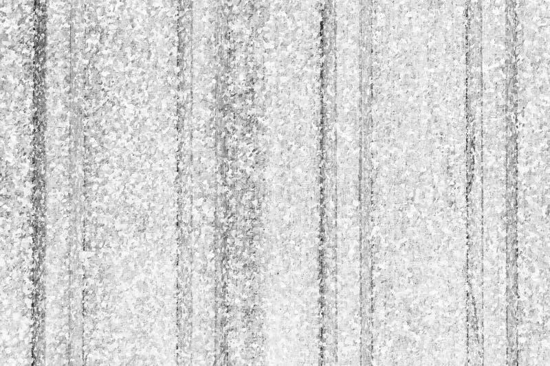 Vit galvaniserad ridged textur för stålark arkivbild