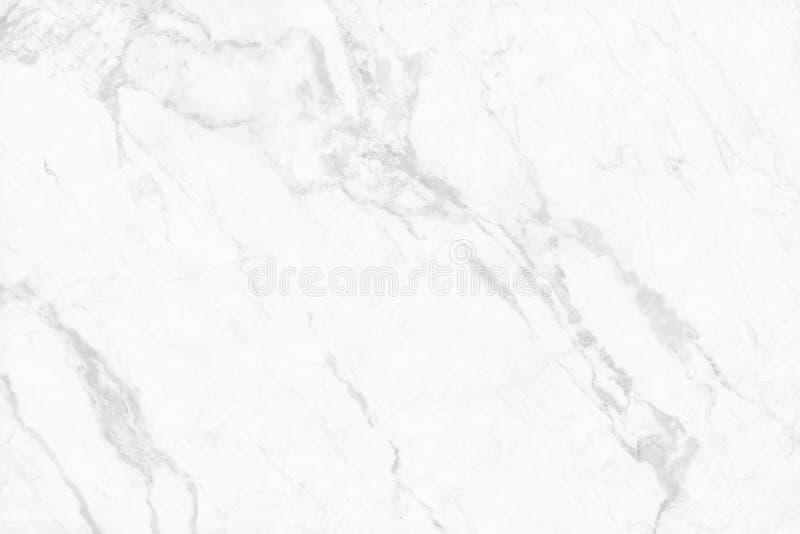 Vit grå färgmarmorbakgrund med lyxig modelltextur och hög upplösning för designkonstarbete Naturlig tegelplattasten royaltyfria foton