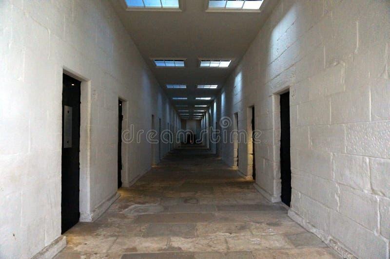 Vit korridor, Port Arthur royaltyfria bilder
