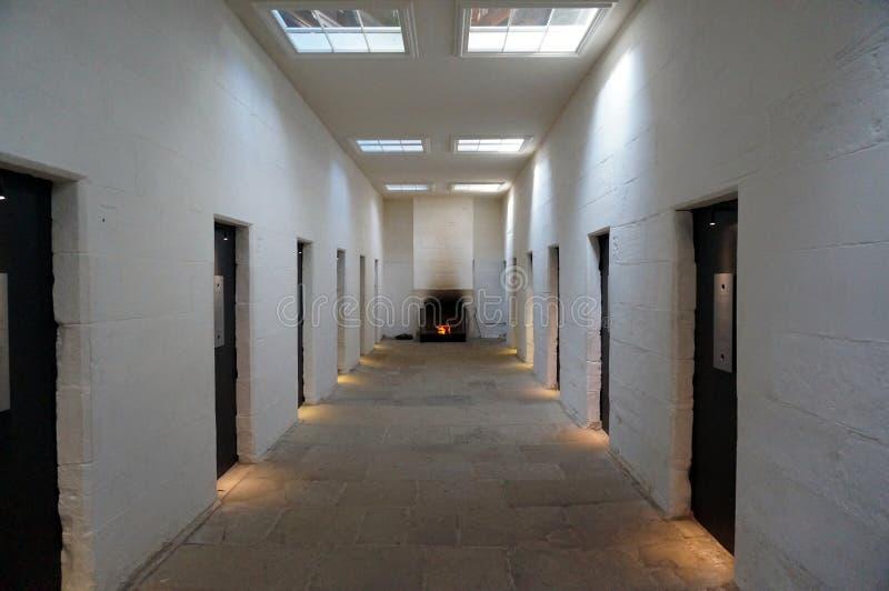 Vit korridor, Port Arthur royaltyfri bild