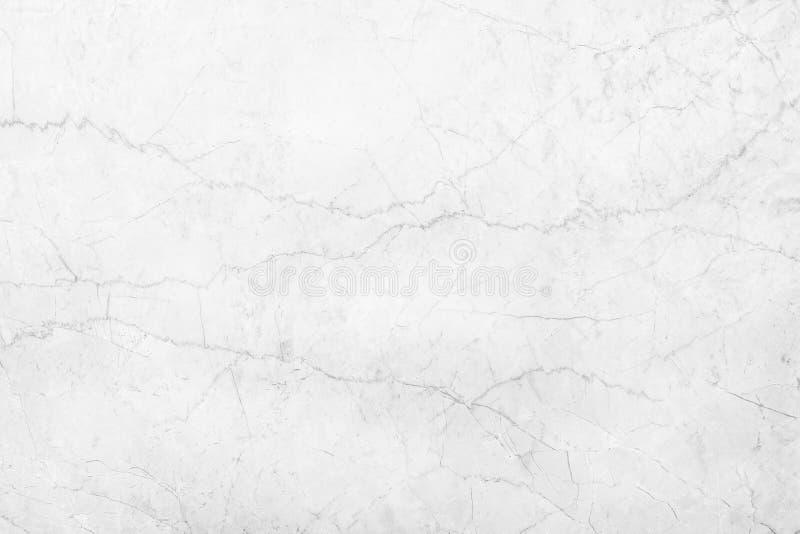 Vit marmorerar abstrakt textur eller gråa naturliga modeller för bakgrund royaltyfria foton