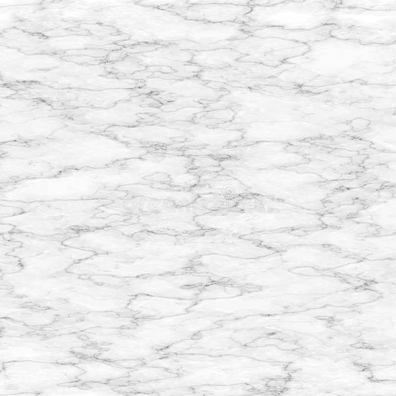 Vit marmorerar textur med den naturliga modellen för arbete för bakgrunds- eller inredesignkonst Abstrakt begrepp marmorerar tege royaltyfri fotografi