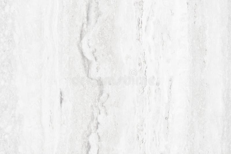 Vit marmortexturbakgrund, naturliga modeller för abstrakt marmortextur för design arkivbild