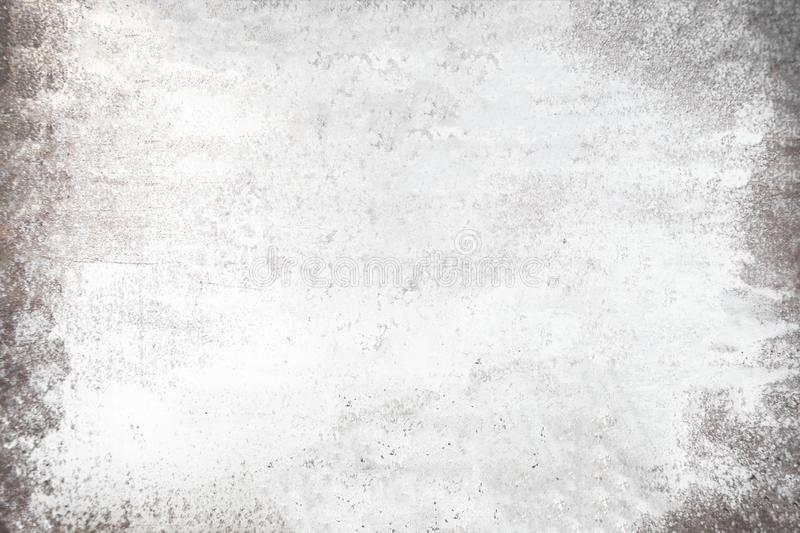 Vit mjuk betongväggtextur som bakgrundsslut upp royaltyfria bilder