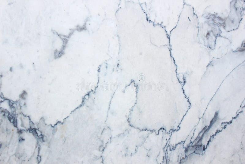 Vit modell för marmortexturbakgrund arkivfoto