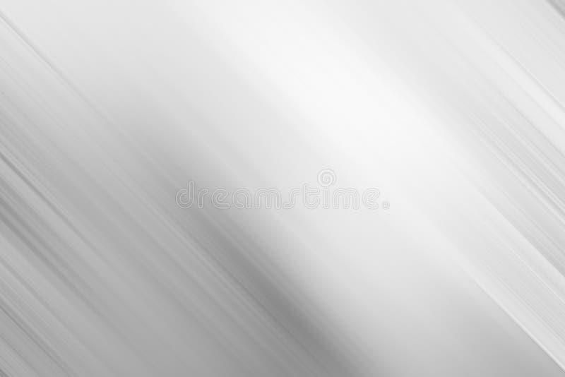 Vit- och silverbakgrunderna är ljus - grå färg med svart den ljusa lutningen är diagonalen vektor illustrationer