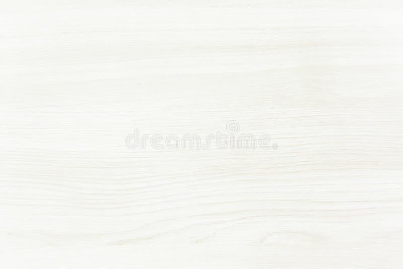 Vit organisk Wood textur ljust trä för bakgrund Gammalt tvättat trä arkivfoto