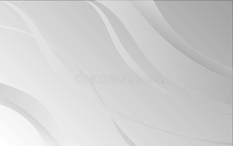 Vit silvertextur, krabb modell, geometriska 3 D, modern bakgrund vektor illustrationer
