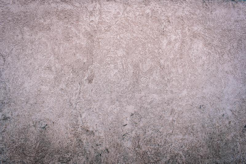 Vit smutsig cementbakgrunds- eller betongväggtextur Tapet f?r design fotografering för bildbyråer