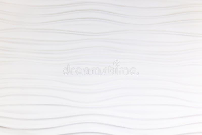Vit stor vågbakgrund arkivbild