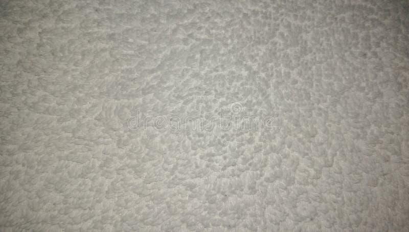 Vit textur av handduken arkivfoto