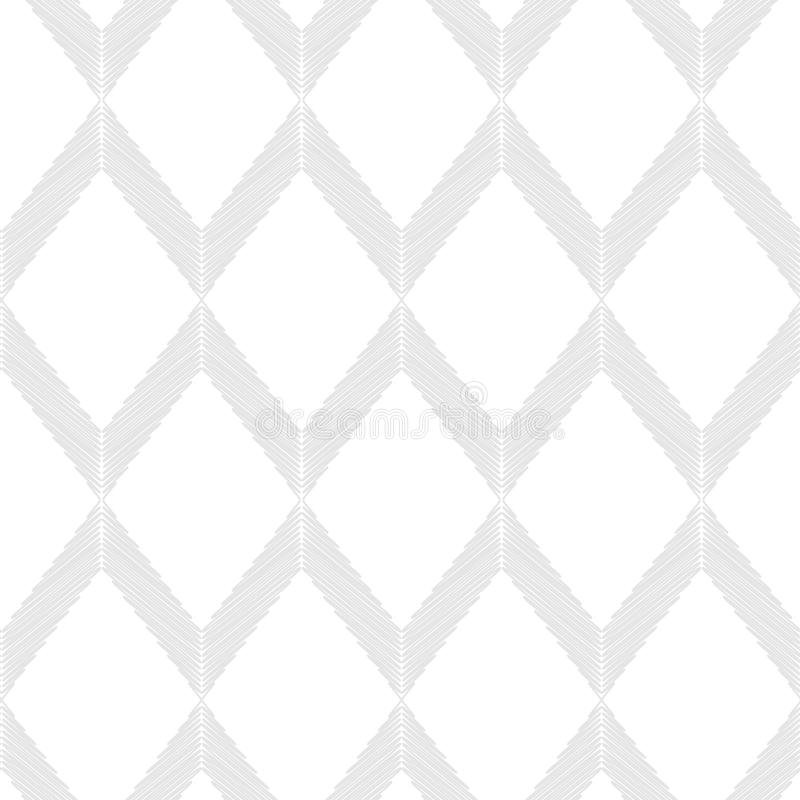 vit texturerar grå färger på vit Sömlös bakgrund med den abstrakta geometriska modellen Klottra textur vektor illustrationer