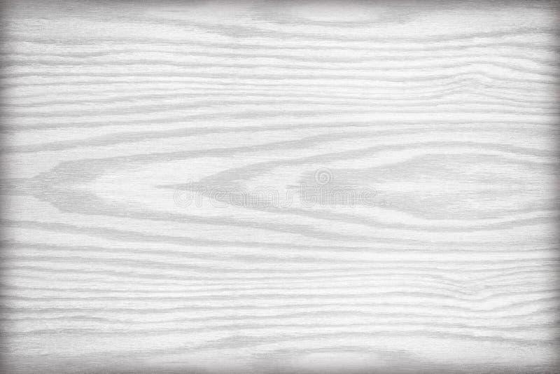 Vit trätexturbakgrund, trämodellbakgrund arkivfoto