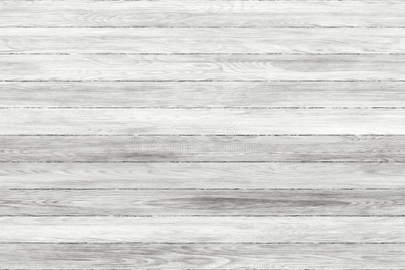 Vit tvättade grungeträpaneler Plankabakgrund Gammalt tvättat väggträtappninggolv royaltyfri fotografi