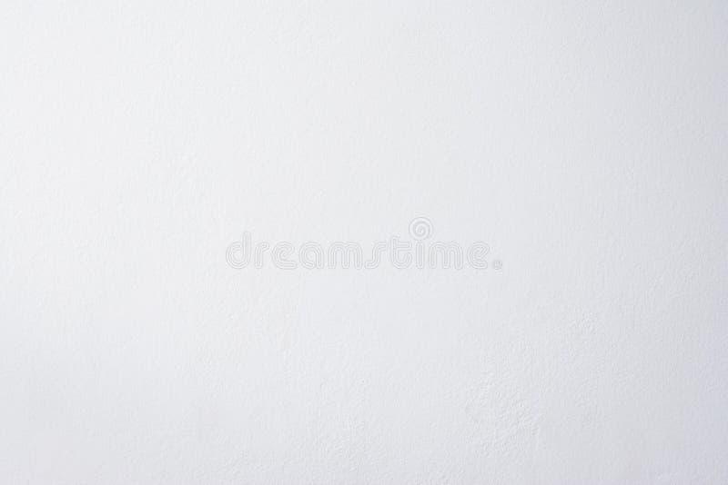 Vit väggbakgrund arkivbild
