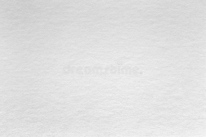 Vit vattenf?rgpapperstextur H?gkvalitativ textur i extremt h?g uppl?sning arkivbild